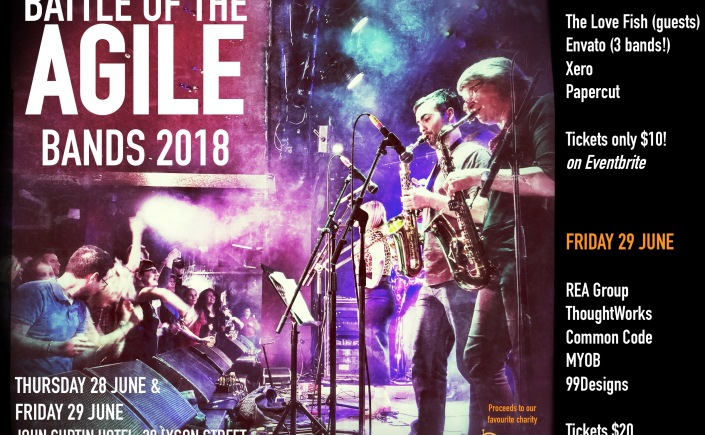 Battle of the Agile Bands